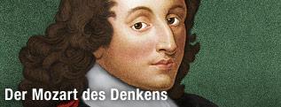 Porträt des Mathematikers Blaise Pascal