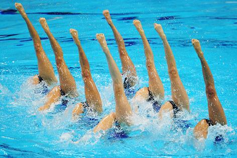 Olympia Synchronschwimmen