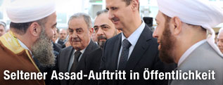 Syrischer Machthaber Baschar al-Assad