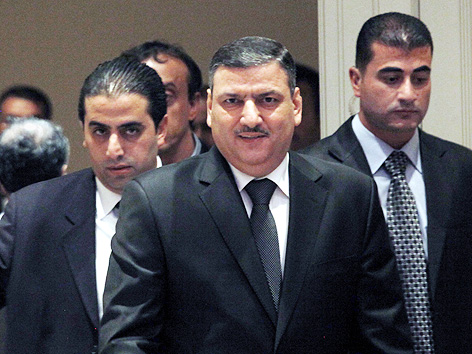 Syriens  Ex-Ministerpräsident Riyad Hidschab