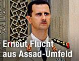 Bashir al-Assad, syrischer Machthaber