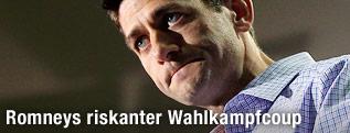 Der Kongressabgeordnete Paul Ryan