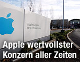 Apple-Hauptquartier im Silicon Valley
