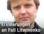 Kreml-Kritiker Alexander Litwinenko