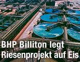 """Die Uranförderungsanlage """"Olympic Dam"""" von BHP Billiton"""