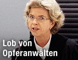 Die Richter Arne Lyng und Wenche Elisabeth Arntzen