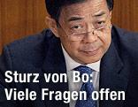 Gestürzter chinesischer Politikers Bo Xilai