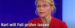 Justizministerin Beatrix Karl (ÖVP)
