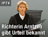 Richterin Wenche Elizabeth Arntzen