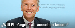 ÖVP-Politiker Reinhold Lopatka