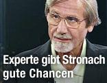 Politikwissenschafter Fritz Plasser