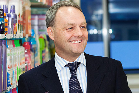 Unilever-Europa-Chef Jan Zijderveld