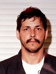 Mark Dutroux nach Verhaftung 1996