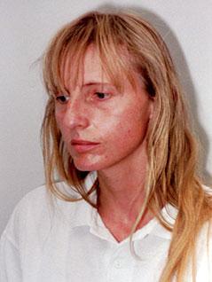 Michelle Martin nach Verhaftung 1996