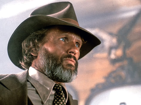 "Kris Kristofferson im Film ""Heaven's Gate"""