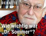 """Martin Goldstein alias """"Dr. Sommer"""""""
