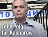 Ex-Schachweltmeister Garri Kasparow