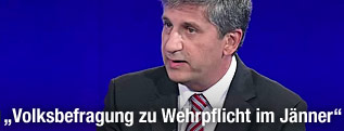 Vizekanzler Michael Spindelegger (ÖVP)