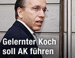 Rudolf Kaske, neuer AK-Chef