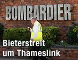 Bombardier-Gebäude in Derby
