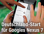 Google-Tablet Nexus 7