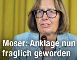 Ausschussvorsitzende Gabriela Moser