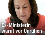 EU-Kommissarin Anna Diamantopoulou