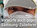 Samsung Fabrikarbeiter