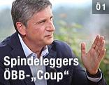ÖVP-Bundesparteiobmann Michael Spindelegger