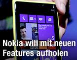 Präsentation des Nokia Lumia 920