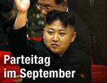 Nordkoreanischer Führer Kim Jong Un