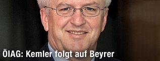 Der neue ÖIAG-Chef Rudolf Kemler