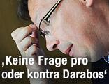 Verteidigungsminister Norbert Darabos (SPÖ)