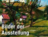 Ödön Márffy: Landschaft, um 1908. Julius Art Gallery