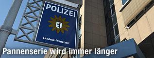 Berliner Polizeistation