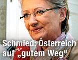 Bildungsministerin Claudia Schmied
