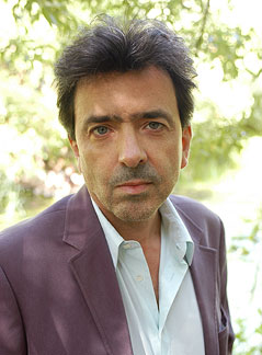 Schriftsteller Regis Jauffret