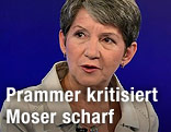 Nationalratspräsidentin Barbara Prammer