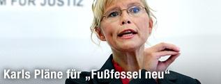 Justizministerin Beatrix Karl