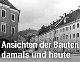 Hartmayrsiedlung, Harruckerstraße, Linz, 1949