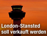 Tower von Flughafen London-Stansted