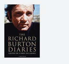 """Buchcover von """"Richard Burton Edition"""""""