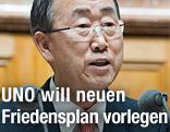 UNO-Generalsekretär Ban Ki-moon