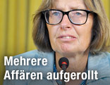 Ex-Ausschuss-Vorsitzende Gabriela Moser