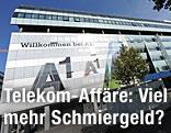 Telekom-Zentrale in Wien