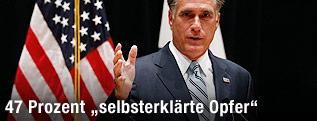 Mitt Romney, US-Präsidentschaftskandidat der Republikaner