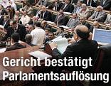 Ägyptisches Parlament