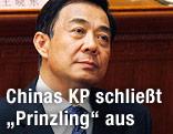 Der chinesische Politiker Bo Xilai
