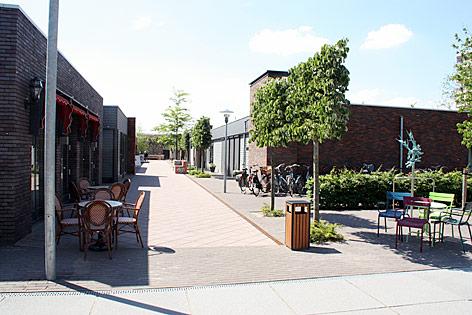 Boulevard in Hogewey