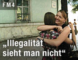 "Filmszene aus ""Mama Illegal"""